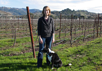 Kristy Charles - Foursight Wines