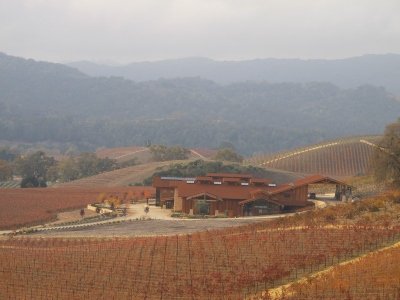 Halter Ranch's new gravity flow winery